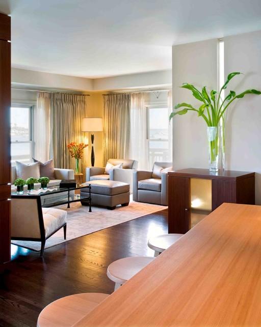 Jamie Herzlinger modern-family-room