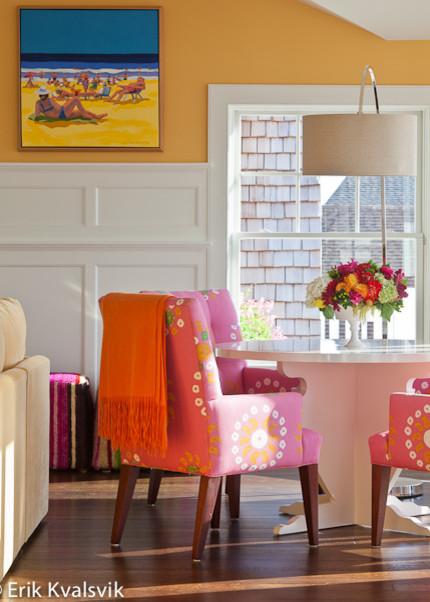 JBM DESIGNS LLC eclectic-family-room