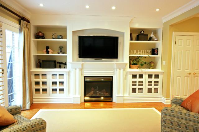 Jennifer Brouwer Design Inc traditional-family-room