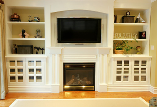 Fantastic Your Home Improvements Refference  Built In Bookcase Fireplace