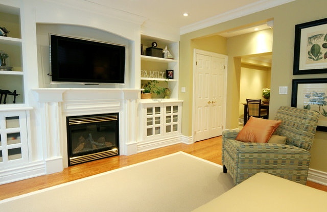 Decor by Jennifer Inc  family room