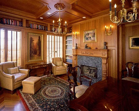 JMA traditional family room