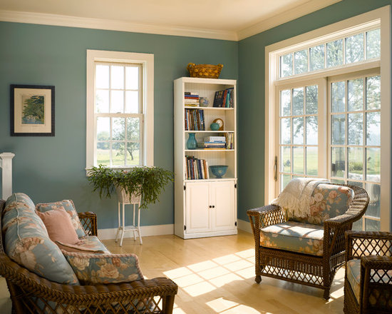 Farmhouse home photos find farmhouse style and country for Farmhouse paint colors interior