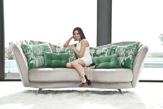Awesome Josephine Chick Modern Sofa By Famaliving California Machost Co Dining Chair Design Ideas Machostcouk