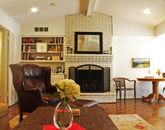 Kara Weik © 2012 Houzz traditional family room