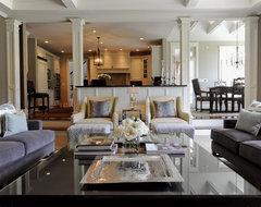 Kat Robbins Interiors traditional-family-room