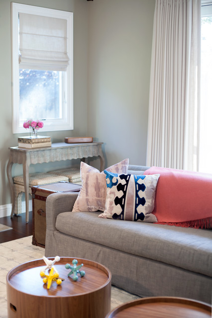 Kate Collins Interiors traditional-family-room