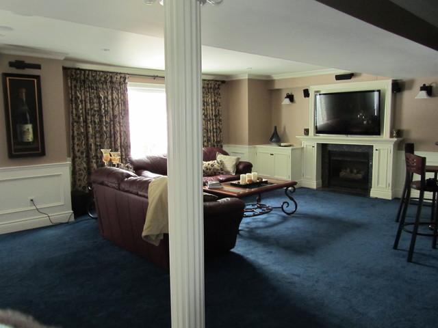Katherine Joy Interiors traditional-family-room