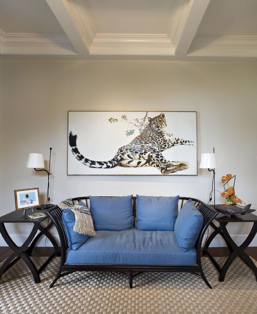 Kauai Residence - Hawaii eclectic-family-room