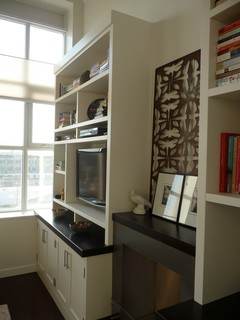 Kaufman Lofts Kitchener - Contemporary - Family Room ...