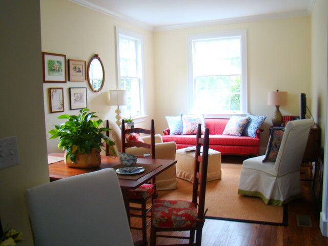 Keeping Room Design traditional-family-room