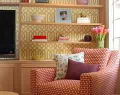 Kelly Scanlon Interior Design transitional-family-room