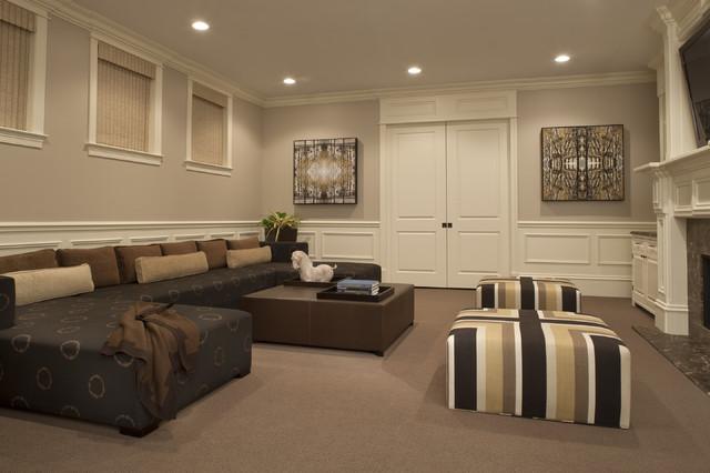 Kenmore Media Room family-room