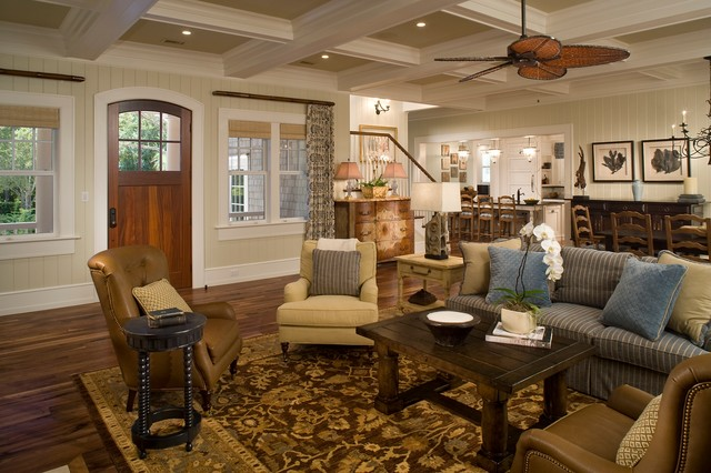 Kiawah House I traditional-family-room