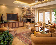 Kinsman Signature Home contemporary family room