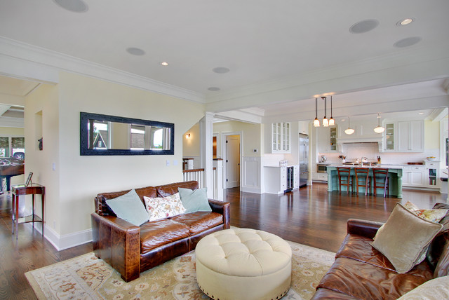 Kirkland Tanditional traditional-family-room