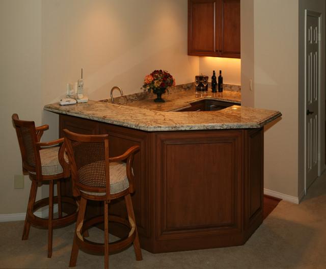 Kitchen Remodel: Erkel traditional-family-room