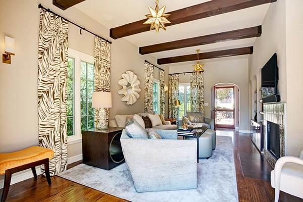 Kravet Designs transitional-family-room