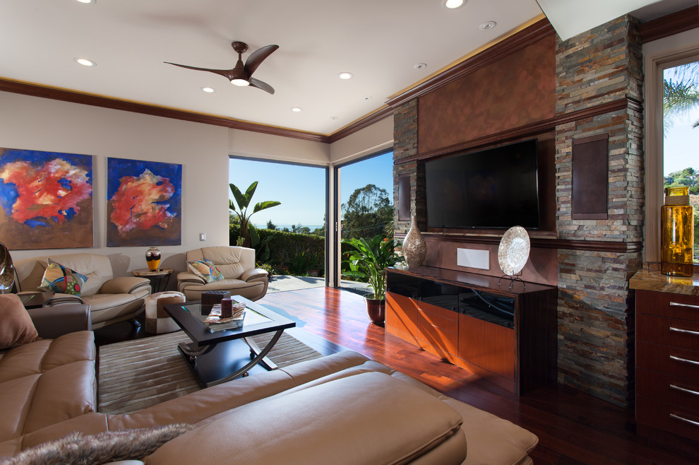 Laguna Beach Room addition