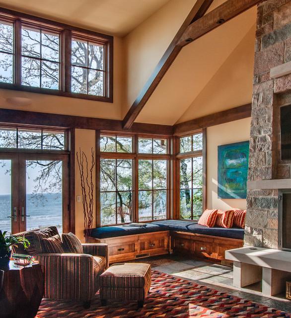 Interior Decorators In Michigan: Lake Michigan Home