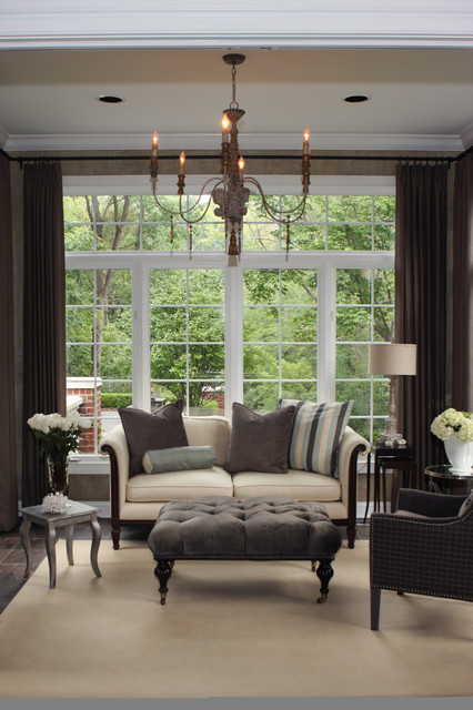 Lark Interior Design traditional-family-room