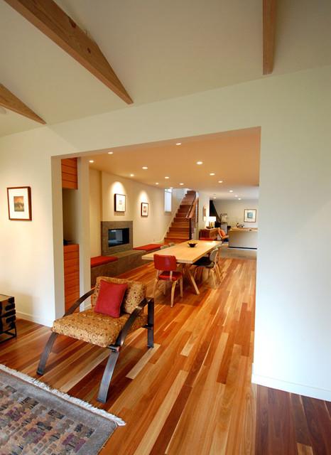 Larkspur Remodel contemporary-family-room