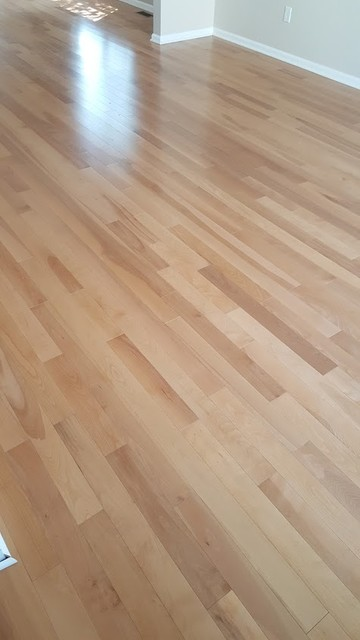 Lauzon pacific beech natural hardwood flooring
