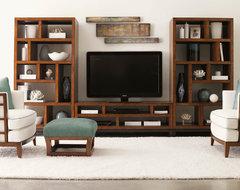 Lexington Home Brands contemporary-family-room