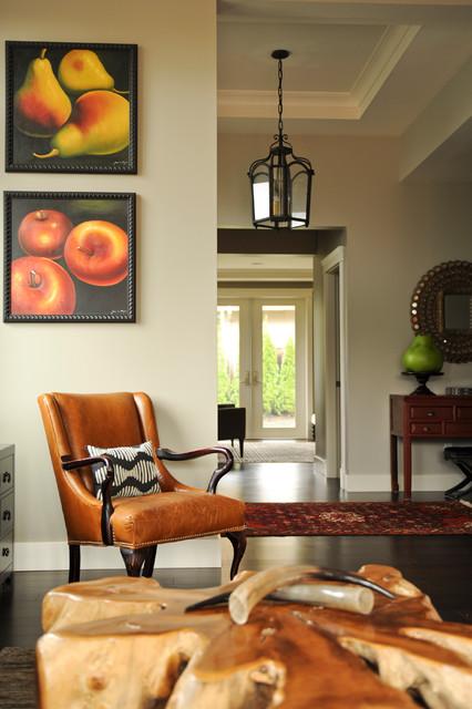 Lisa Wrixon Interior Design eclectic-family-room