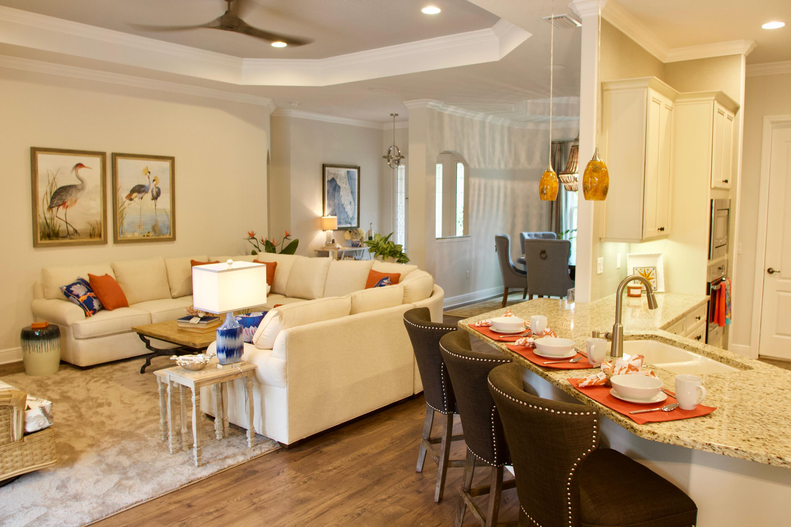 Living Large in Small Spaces, Indian River Shores, FL