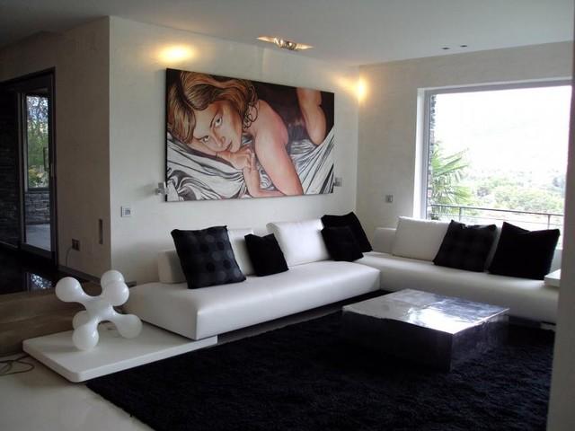 living room modern family room san francisco by isolina mallon