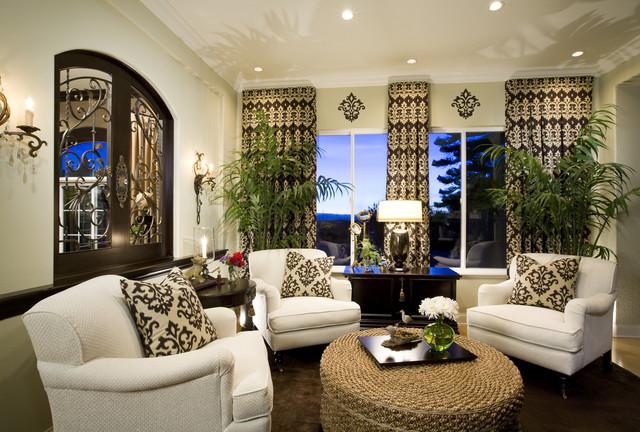 Robeson design · interior designers decorators living room traditional family room