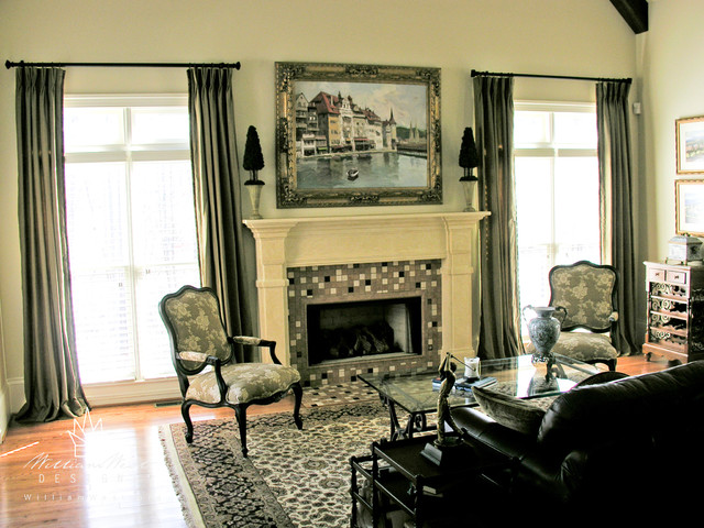 Living Rooms and Family Rooms eclectic-family-room