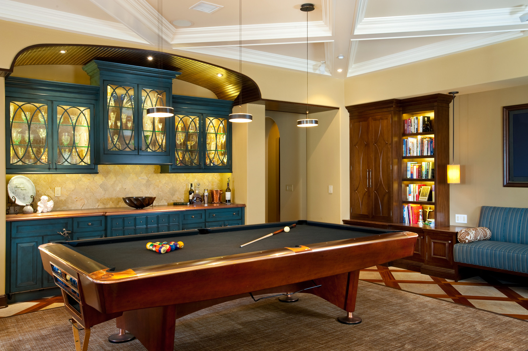 75 Beautiful Traditional Game Room Pictures Ideas February 2021 Houzz