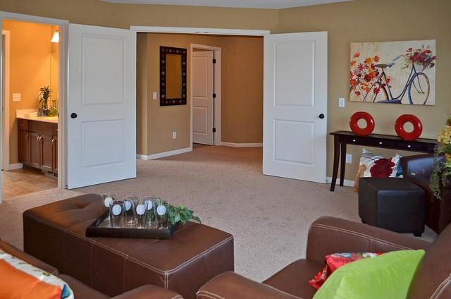 Loft/Bonus Room traditional-family-room