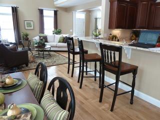 Longmeadow Open Floor Plan