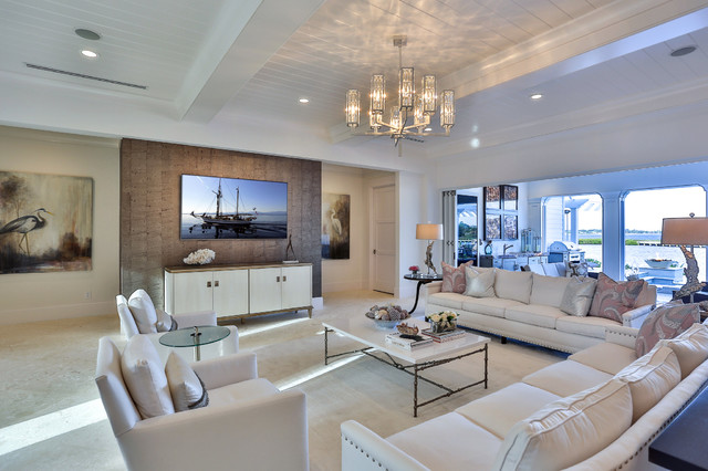 Luxurious Getaway At The Floridian Golf And Yacht Club Transitional Family Room