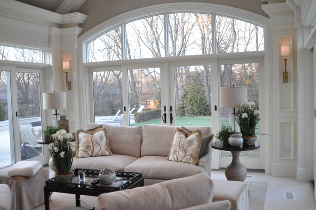 Luxury Sunroom