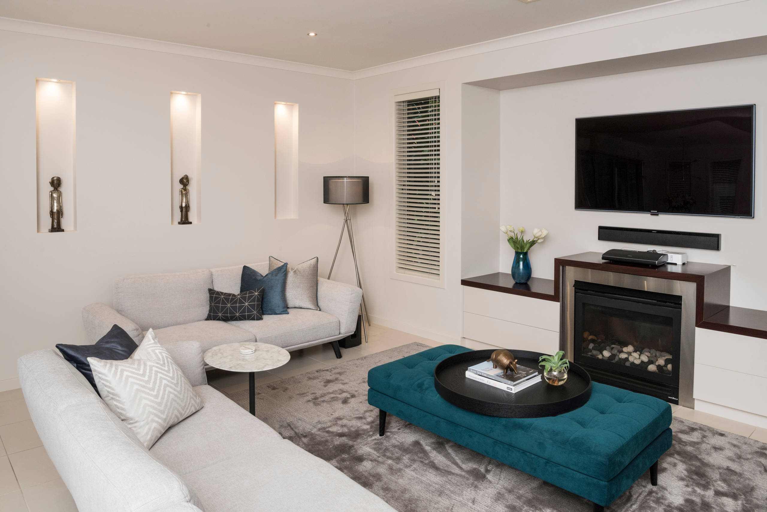 Lysterfield - Family Room
