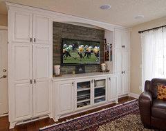 Main Level Remodel modern-family-room