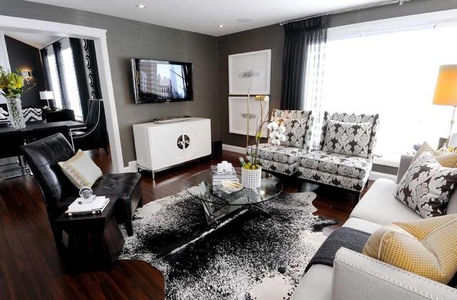 Mallin Cres - Family Room contemporary-family-room