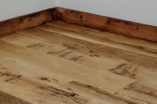 Rustic Man Cave Flooring : Man cave rustic family room los angeles by