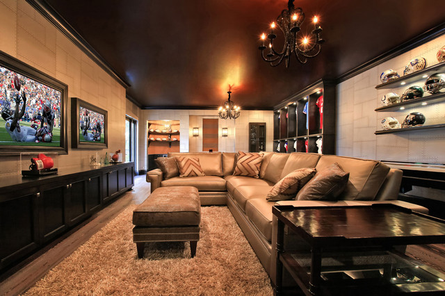 Man Cave Sports Room Ideas : Man caves to rooms j myers and associates