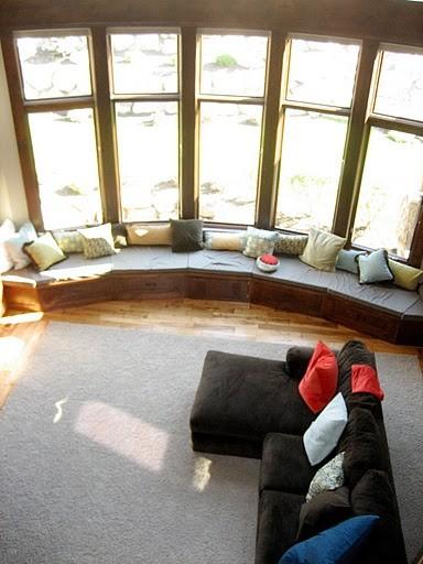 MapleShade Construction contemporary-family-room