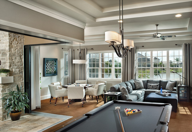 Marbella 1208 contemporary family room tampa by - Ambience home design marbella ...