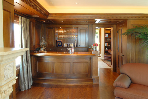 what design ideas for a wet bar are a must have