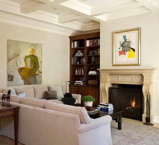 Marina Residence traditional-family-room