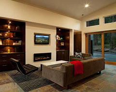 Martis Camp #219 contemporary family room