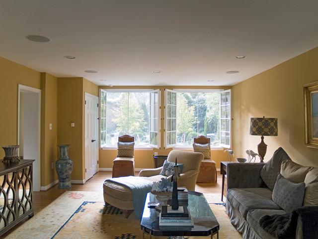 Master Suite, Wayne, Pennsylvania traditional-family-room