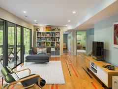 Peek Inside a Designer's Modern Suburban Home in Philadelphia